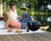 weber portable bbq feature