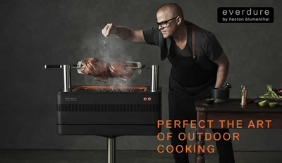 Everdure by Heston Barbecues