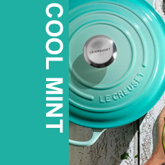 Le Creuset Cool Mint