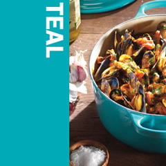 Le Creuset Teal