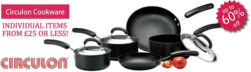 circulon cookware sale