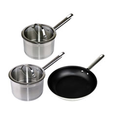 Denby Stainless Steel