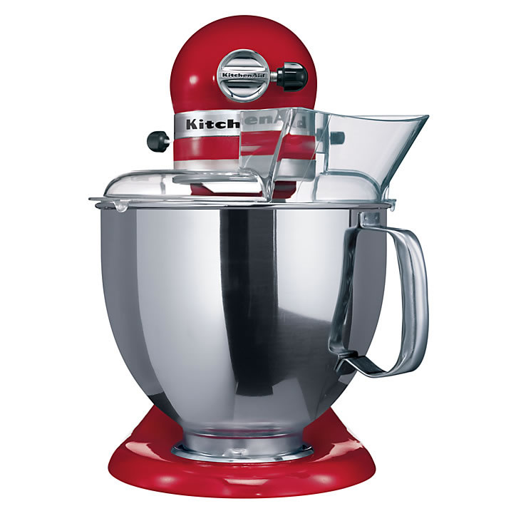 Kitchen Aid Artisan Mixer Empire Red Ksm150ber Ecookshop