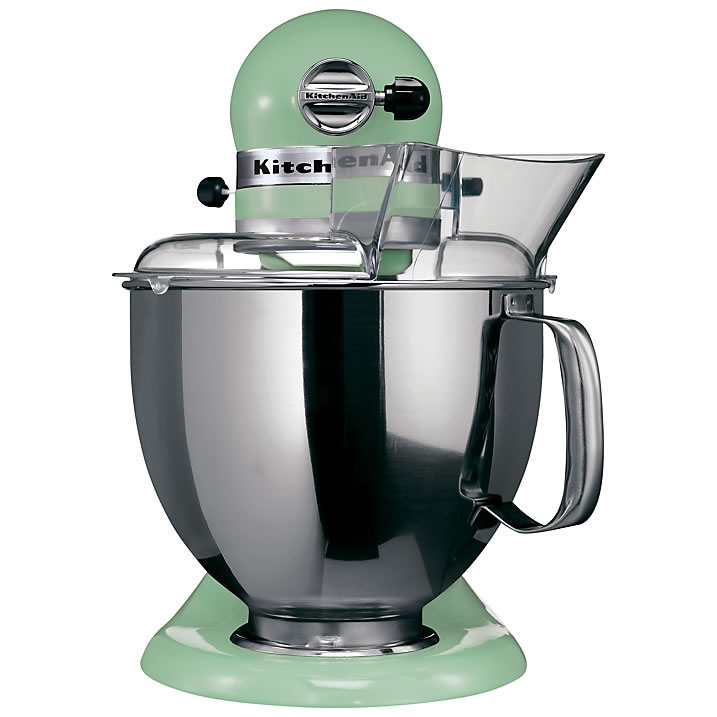 Kitchenaid Artisan Mixer Pistachio Green Ksm150bpt