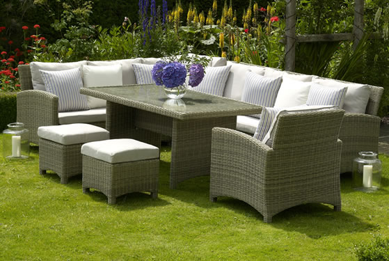 Bramblecrest Cotswold Lounge Set. Bramblecrest Cotswold Garden Furniture   Available to buy online