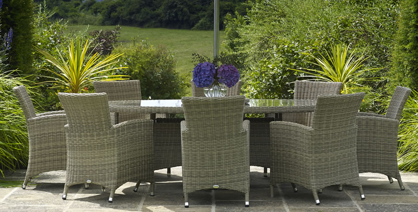 Bramblecrest Cotswold Lounge Set Bramblecrest Cotswold Weave Bramblecrest  Cotswold Elliptical Set Bramblecrest Cotswold Table. Bramblecrest Cotswold Garden Furniture   Available to buy online