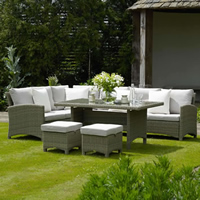 garden furniture sofa/lounge sets