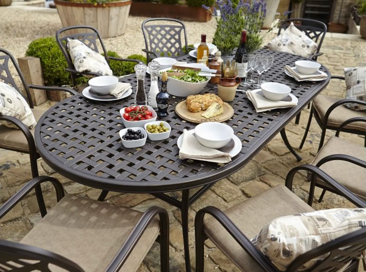 Hartman Berkeley Garden Furniture - Garden Furniture World