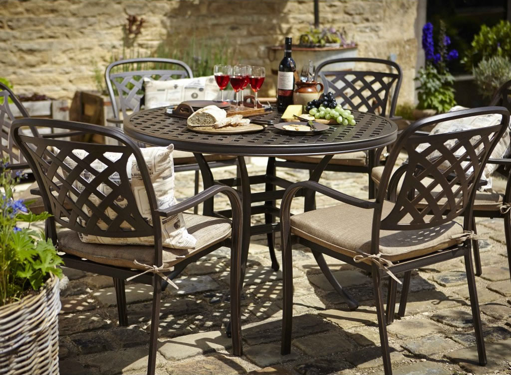 Hartman Berkeley Round Set. Hartman Berkeley Garden Furniture   Garden Furniture World