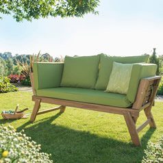 Hartman Hardwood Garden Furniture