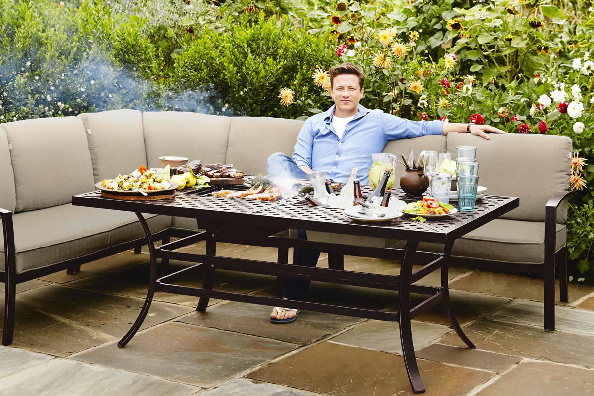 hartman and jamie oliver garden furniture jamie oliver. Black Bedroom Furniture Sets. Home Design Ideas
