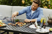 Jamie Oliver Grilling and Firepit Set