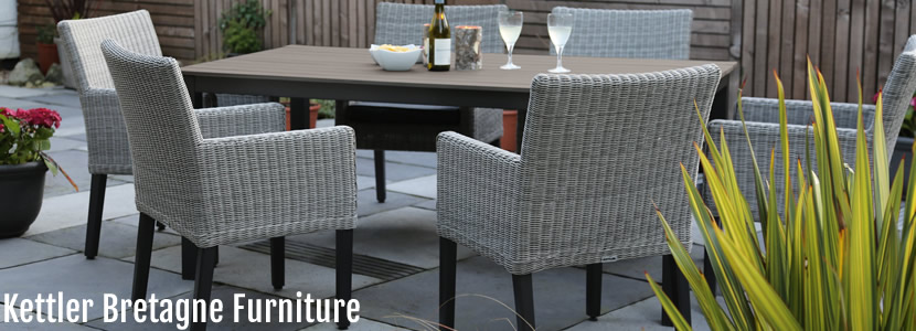 ketter bretagne garden furniture - Garden Furniture Kettler