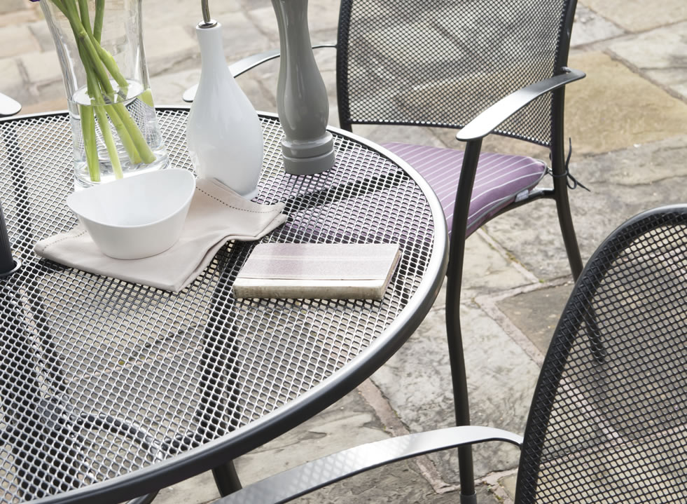 Kettler Caredo Close Up. Kettler Caredo Garden Furniture   Garden Furniture World