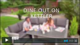kettler casual dining video
