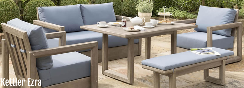 Garden Furniture Kettler kettler garden furniture: garden furniture from kettler available now