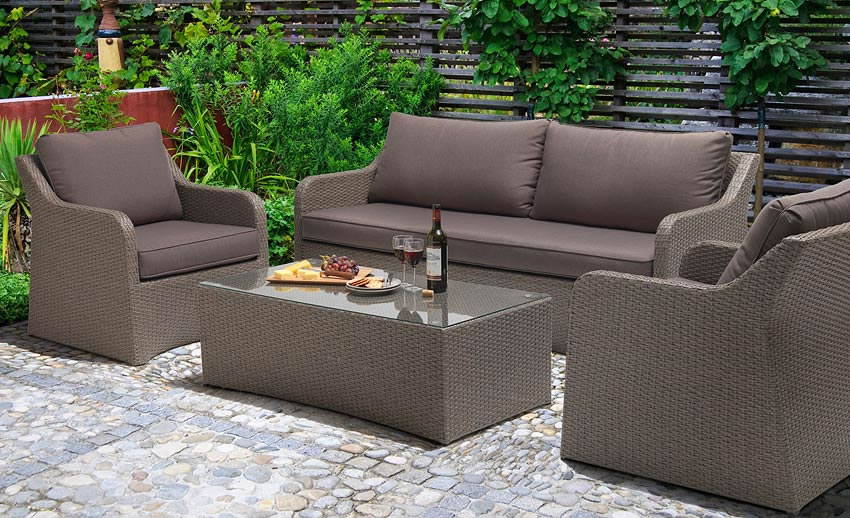 kettler hampshire sofa set - Garden Furniture Kettler
