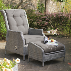 Kettler Classic Recliner Garden Furniture