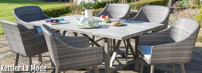 ketter metal garden furniture - Garden Furniture Kettler