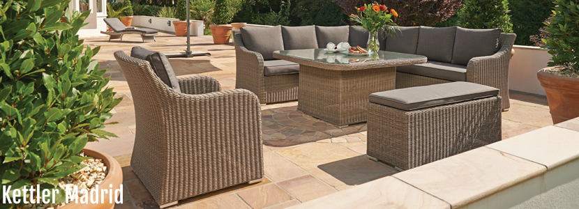 ketter madrid furniture - Garden Furniture 2015 Uk