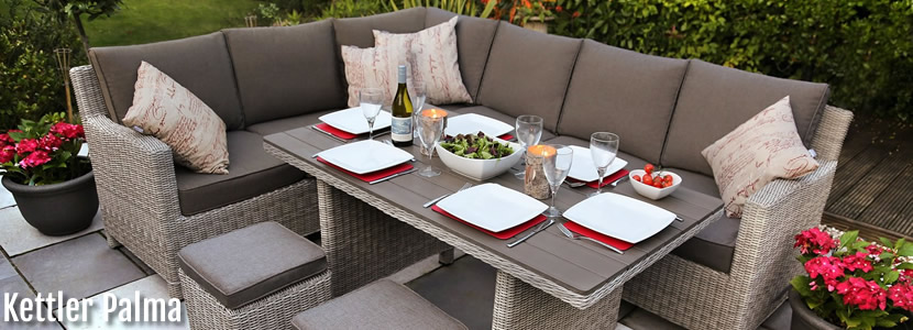 ketter palma garden furniture - Garden Furniture Kettler