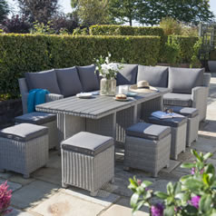 kettler metal furniture kettler weave furniture - Garden Furniture Kettler