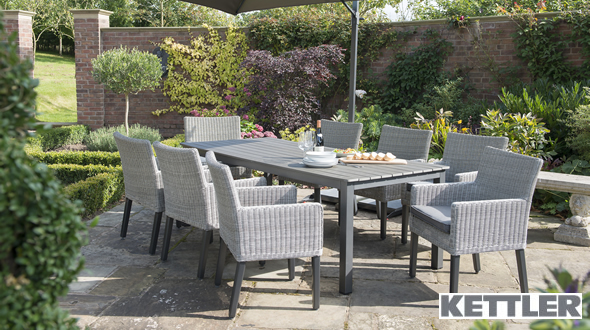 kettler weave garden furniture