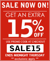Extra 15% Off Bedding
