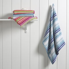 Christy Bamford Stripe Towels