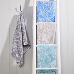 Christy Secret Garden Towels