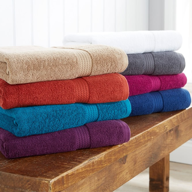 Christy Soho Towels