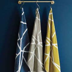 Harlequin Towels