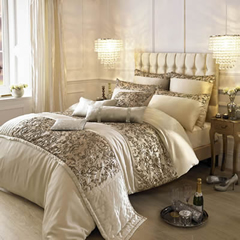 Kylie At Home Bedlinen