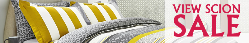 view scion sale bedlinen