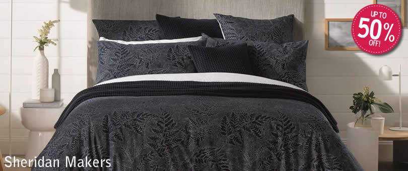 Sherian Makers Bedding