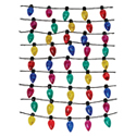 4 Foot Plastic Light Garland