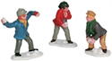 Snowball Fight - Set of 3